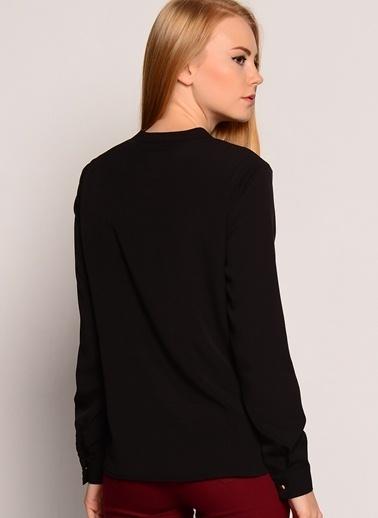 Fresh Company Bluz Siyah